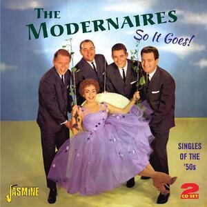 So it Goes! - CD Audio di Modernaires