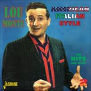 American Italian Style - CD Audio di Lou Monte