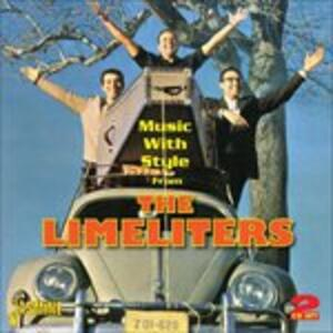 Music with Style - CD Audio di Limeliters
