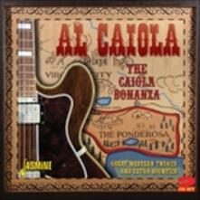 Caiola Bonanza - CD Audio di Al Caiola