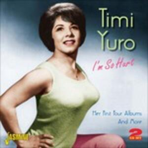 I'm So Hurt - CD Audio di Timi Yuro