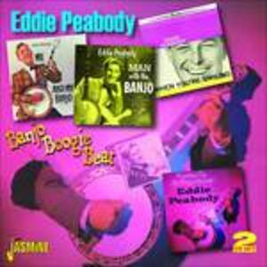 Banjo Boogie Beat - CD Audio di Eddie Peabody