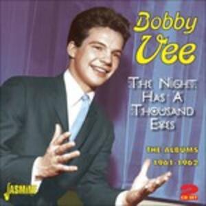 Night Has a Thousand Eyes - CD Audio di Bobby Vee