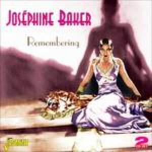Remembering - CD Audio di Josephine Baker