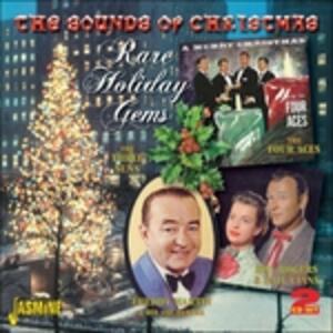 The Sounds of Christmas. Rare Holiday Gems - CD Audio