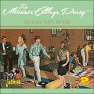 The Ultimate College Party - CD Audio