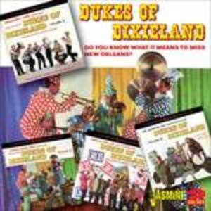 Do You Know What it Means to Miss New Orleans? - CD Audio di Dukes of Dixieland