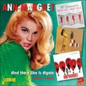 And Here She Is Again - CD Audio di Ann-Margret