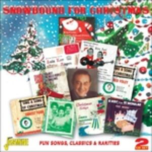 Snowbound for Christmas - CD Audio