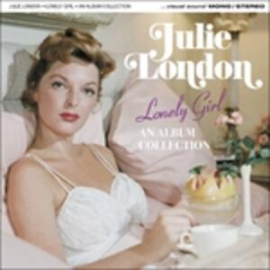 Lonely Girl - CD Audio di Julie London