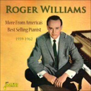More from America's Best Selling Pianist - CD Audio di Roger Williams