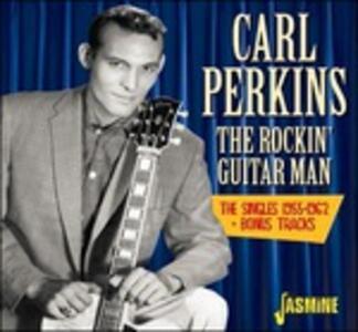 Rockin' Guitar Man - CD Audio di Carl Perkins
