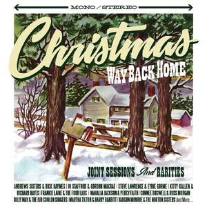 Christmas Way Back Home - CD Audio