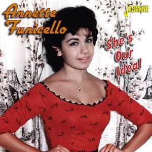 She's Our Ideal - CD Audio di Annette Funicello