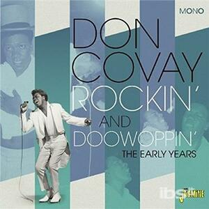 Rockin' and Doowoppin' - CD Audio di Don Covay