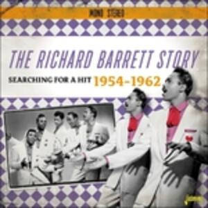 Searching For A Hit 54-62 - CD Audio di Richard Barrett