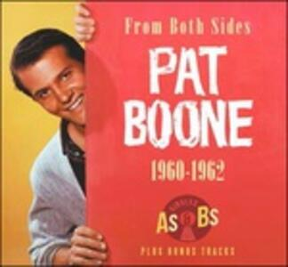 From Both Sides 1960-1962 - CD Audio di Pat Boone