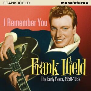 I Remember You - CD Audio di Frank Ifield