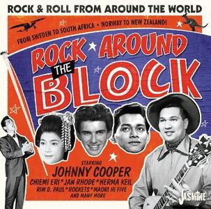 Rock Around the Block - CD Audio