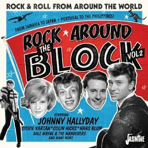 Rock Around the Block vol.2 - CD Audio