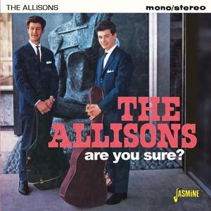 Are You Sure - CD Audio di Allisons