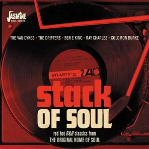 Stack of Soul - CD Audio