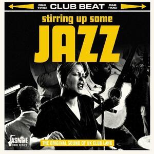 Stirring Up Some Jazz - CD Audio
