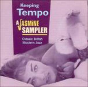 Keeping Tempo. A Jasmine Sampler - CD Audio