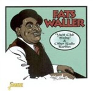 Yacht Club Swing - CD Audio di Fats Waller