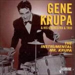 Instrumental Mr. Krupa - CD Audio di Gene Krupa