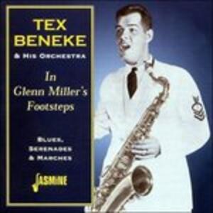 In Glenn Millers's Foot - CD Audio di Tex Beneke