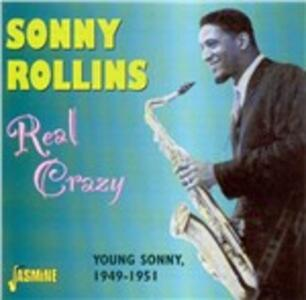 Real Crazy - CD Audio di Sonny Rollins