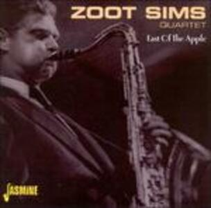 East of the Apple - CD Audio di Zoot Sims