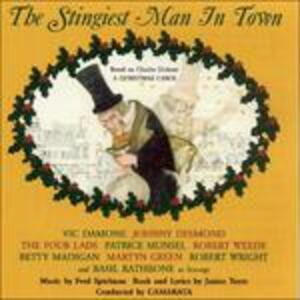 The Stingiest Man in Town - CD Audio