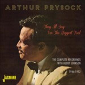They All Say I'm the Biggest Fool - CD Audio di Arthur Prysock