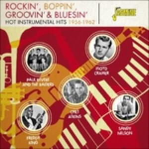 Rockin' Boppin' Groovin' - CD Audio
