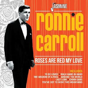 Roses Are Red My Love - CD Audio di Ronnie Carroll