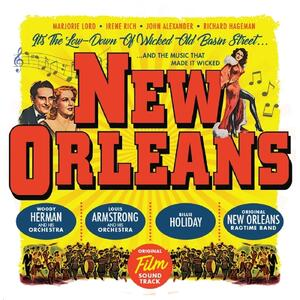 New Orleans (Colonna Sonora) - CD Audio
