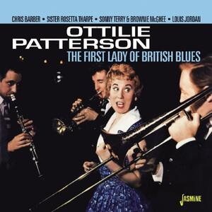 The First Lady of British Blues - CD Audio di Ottilie Patterson