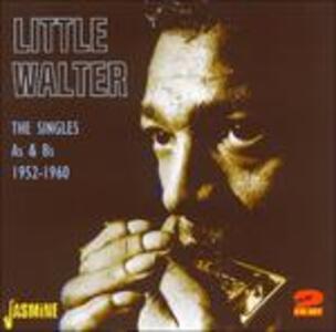 Singles A's & B's - CD Audio di Little Walter