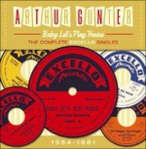 Baby Let's Play House - CD Audio di Arthur Gunter