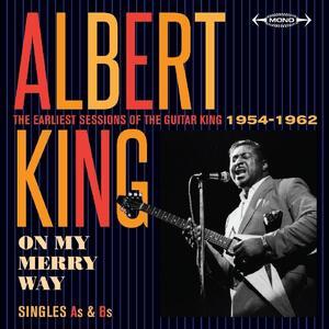 On My Merry Way - CD Audio di Albert King