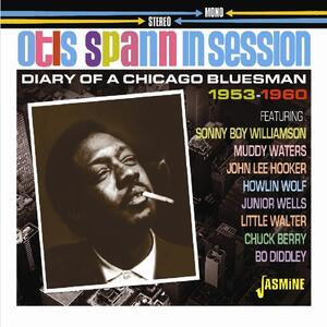 In Session. Diary of a Chicago Bluesman 1953-1960 - CD Audio di Otis Spann
