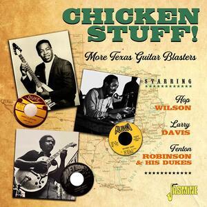 CD Chicken Stuff! - More Texas Guitar Blasters