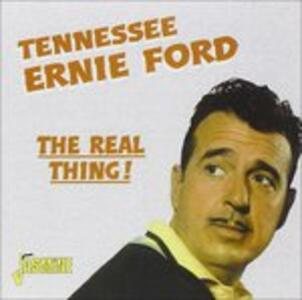 Real Thing - CD Audio di Tennessee Ernie Ford