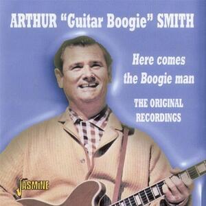 Here Comes the Boogie Man - CD Audio di Arthur Smith