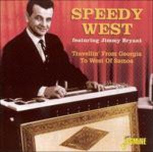 Travellin from Georgia to - CD Audio di Speedy West