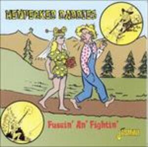 Henpecked Daddies. Fussin'an'Fightin' - CD Audio