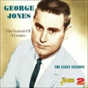 The Genius of a Genius - CD Audio di George Jones