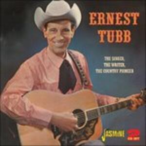 J - CD Audio di Ernest Tubb
